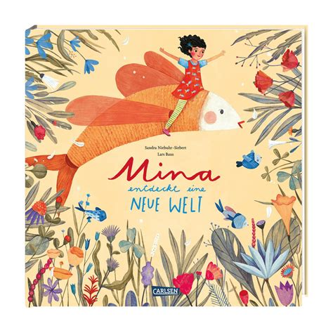 Mina entdeckt eine neue Welt (Sandra Niebuhr-Siebert & LarsBaus)