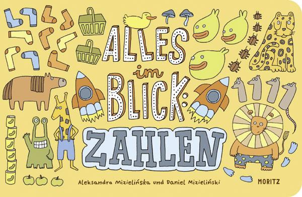 Alles im Blick – Zahlen (Aleksandra Mizielinska & DanielMizielinski)