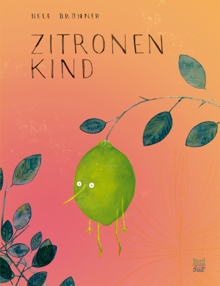 Zitronenkind (Nele Brönner)