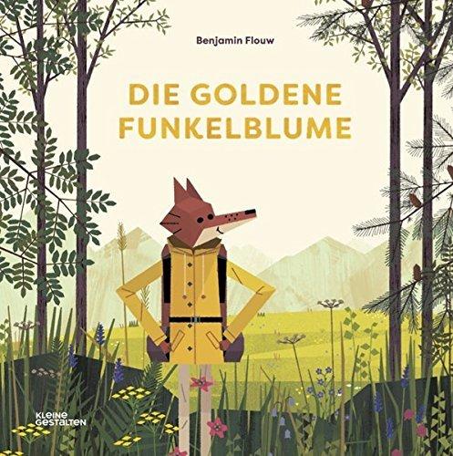 Die Goldene Funkelblume (BenjaminFlouw)