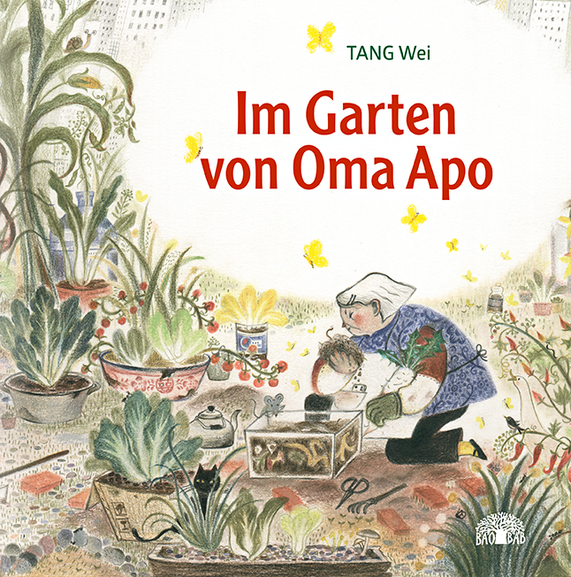 Im Garten von Oma Apo (TangWei)